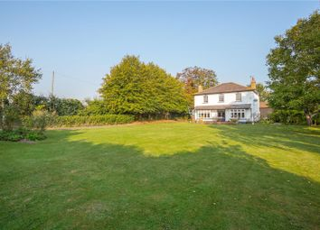 Farriers Field, Upavon, Pewsey, Wiltshire SN9. 4 bed detached house for sale
