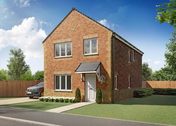Thumbnail 4 bed detached house for sale in Brampton Road, Longtown, Carlisle