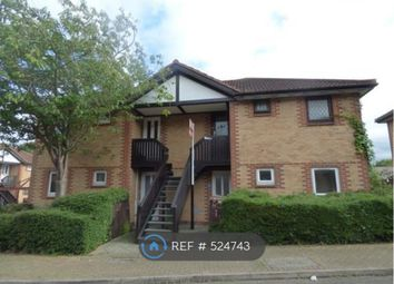 Thumbnail 1 bedroom maisonette to rent in Wheatcroft Close, Beanhill, Milton Keynes