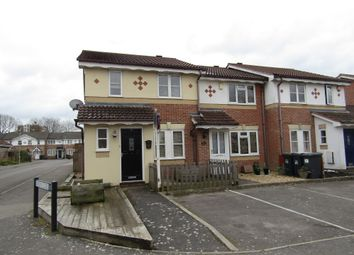 Thumbnail 3 bed end terrace house for sale in Lanyard Drive, Gosport, Hampshire