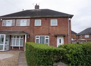 Thumbnail 2 bed semi-detached house for sale in Brickfield Place, Stoke-On-Trent