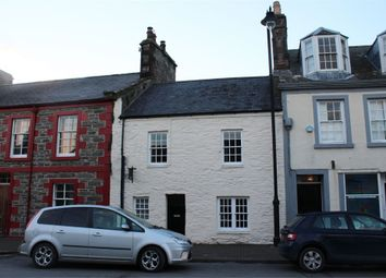 Thumbnail 3 bed terraced house for sale in George Street, Whithorn, Newton Stewart, Dumfries And Galloway