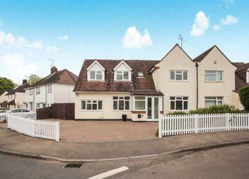 Thumbnail 5 bed semi-detached house for sale in Vauxhall Road, Hemel Hempstead