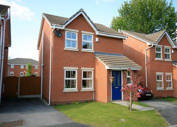 Thumbnail 3 bed detached house to rent in Alconbury Close, Great Sankey, Warrington