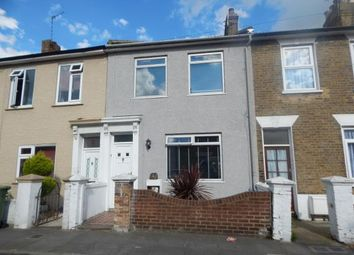 Thumbnail 3 bed terraced house for sale in Alexandra Road, Sheerness, Kent