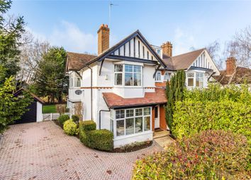 5 bed semi-detached house for sale in Woking, Surrey GU22