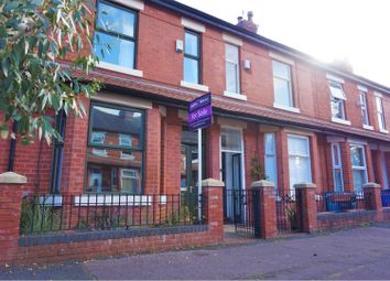 Thumbnail 3 bed terraced house for sale in Westminster Avenue, Manchester