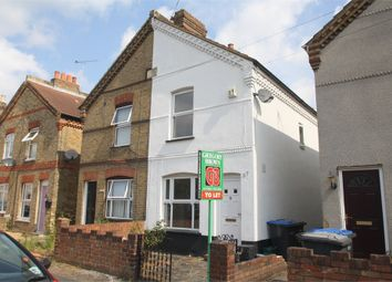 Thumbnail Semi-detached house to rent in Hythe Road, Staines-Upon-Thames, Surrey