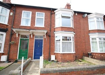 Thumbnail 4 bed terraced house to rent in Fife Road, Darlington