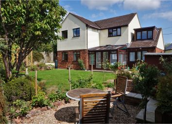 Thumbnail 4 bed detached house for sale in Millway, Exeter