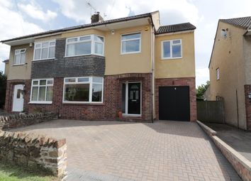 Clyde Road, Frampton Cotterell, Bristol BS36. 4 bed semi-detached house