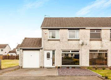 Thumbnail 3 bed semi-detached house for sale in Seton Drive, Stirling