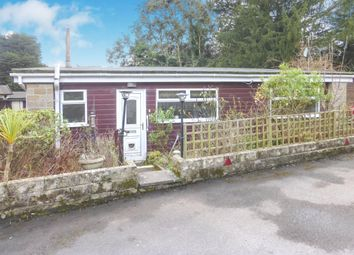 Thumbnail 2 bedroom bungalow for sale in Cleeve Park, Chapel Cleeve, Minehead