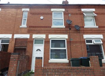 Thumbnail 3 bed terraced house to rent in Caludon Road, Coventry, West Midlands