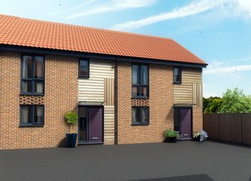 Thumbnail 3 bedroom semi-detached house for sale in Maple Park, Long Stratton, Norwich