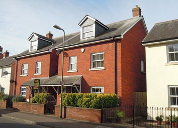 Thumbnail 4 bed detached house for sale in Elm Grove Road, Topsham, Exeter