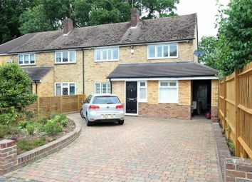 Thumbnail 3 bed semi-detached house for sale in Crawfurd Way, East Grinstead, West Sussex