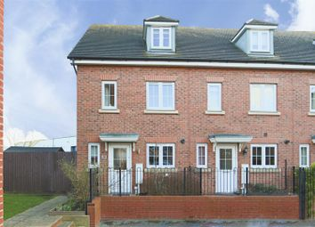 3 bed end terrace house for sale in Paton Court, Calverton, Nottinghamshire NG14