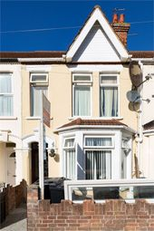 Thumbnail 3 bed terraced house for sale in Preston Road, Bedford