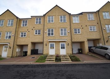 Thumbnail 3 bed town house for sale in Hawthorn Close, Keighley