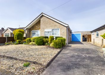 Thumbnail 3 bed bungalow for sale in Stone Moor Road, North Hykeham, Lincoln