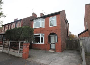 4 bed detached house for sale in Mansfield Road, Urmston, Manchester M41