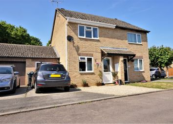 Thumbnail 3 bed semi-detached house for sale in Thorney Leys, Witney
