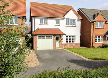 Thumbnail 4 bed detached house for sale in Ford Close, Scartho Top, Grimsby