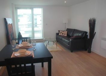 Thumbnail 1 bed flat to rent in Orion Building, Birmingham