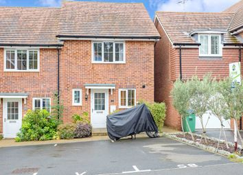 Thumbnail 2 bed end terrace house for sale in Roman Lane, Southwater