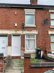 2 bed terraced house for sale in Gibson Street, Stoke-On-Trent, Staffordshire ST6