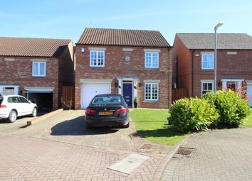 Thumbnail 4 bed detached house for sale in Manor Garth, Fridaythorpe, Driffield