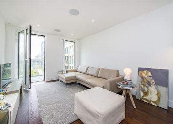 Thumbnail 1 bed flat for sale in Ingrebourne Apartments, Fulham Riverside, 5 Central Avenue, Fulham