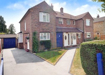 Thumbnail 3 bed semi-detached house for sale in Salfords, Surrey