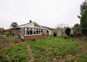 Thumbnail 2 bed detached bungalow for sale in Southmead Road, Fareham
