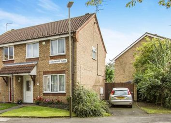 Thumbnail 3 bedroom semi-detached house for sale in Larchwood Close, Leicester