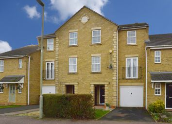 Thumbnail 4 bed town house for sale in Mullein Road Bure Park, Bicester, Oxfordshire