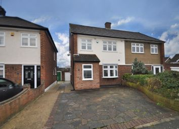 3 bed semi-detached house for sale in Rutland Drive, Hornchurch, Essex RM11