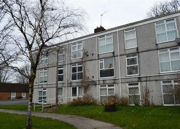 Thumbnail 1 bed flat for sale in Birchtree Close, Swansea