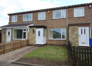 Thumbnail 3 bed terraced house for sale in Kinloss Square, Eastfield Dale, Cramlington