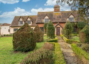 Thumbnail 3 bed detached house for sale in Wiffen's Loke, Hethersett, Norwich