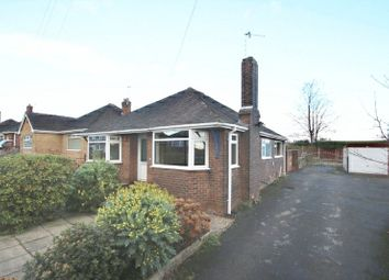 Thumbnail 3 bed detached bungalow for sale in Riceyman Road, Newcastle-Under-Lyme