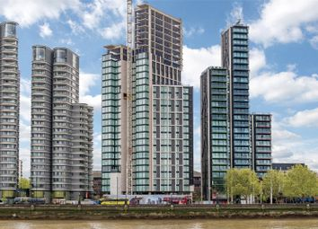 Thumbnail 1 bed flat for sale in The Dumont, Albert Embankment, London