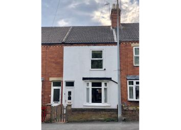 Thumbnail 2 bed terraced house for sale in Harrowby Road, Grantham