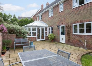Thumbnail 5 bedroom detached house for sale in Harry Daniels Close, Wymondham