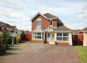 Thumbnail 4 bedroom detached house for sale in Ossian Drive, Murieston, Livingston