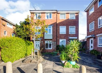 Thumbnail 3 bed town house for sale in Nobbs Lane, Portsmouth, Hampshire