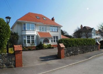 Thumbnail 4 bedroom detached house to rent in Caswell Avenue, Caswell, Swansea