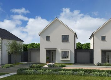 Thumbnail 3 bed semi-detached house for sale in Gwallon Keas, St. Austell, Cornwall