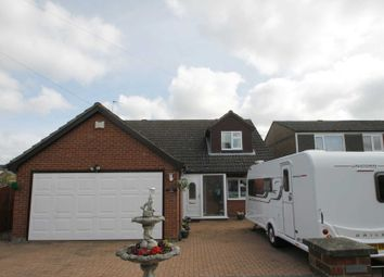 Thumbnail 4 bed detached house for sale in Berrill Street, Irchester, Wellingborough